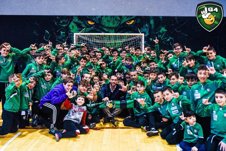 VOLPIANO - L84 Dual, Claudio Marchisio: «Sarà una grande opportunità per tutti i nostri piccoli campioni»