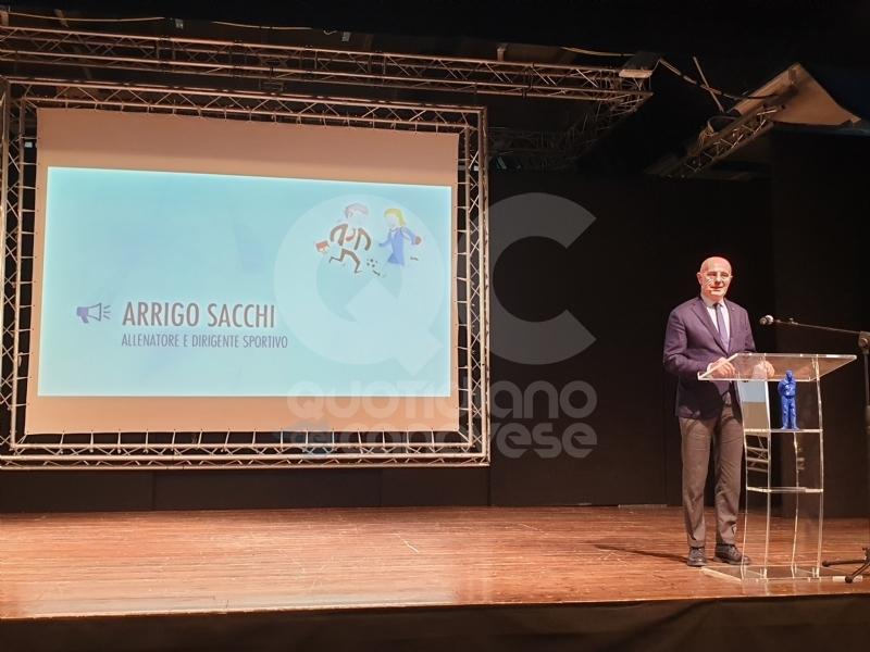 IVREA - Arrigo Sacchi ospite d'onore all'assemblea di Confindustria