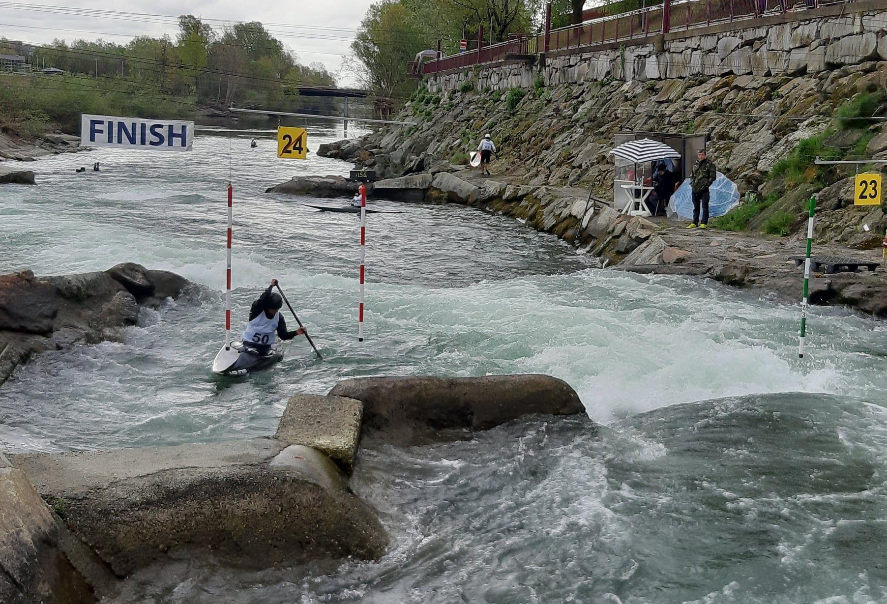 CANOA - Europei a Ivrea, rigido protocollo sanitario e tamponi agli atleti per tenere il covid alla larga