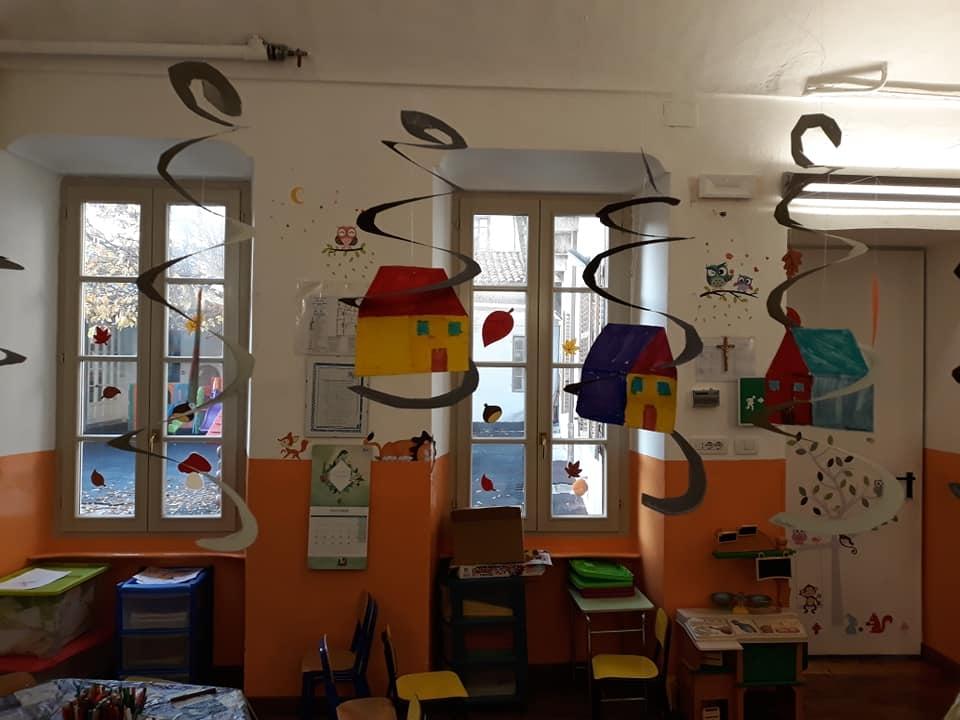 VALPERGA - L'asilo paritario chiude: troppi costi e ricavi in calo