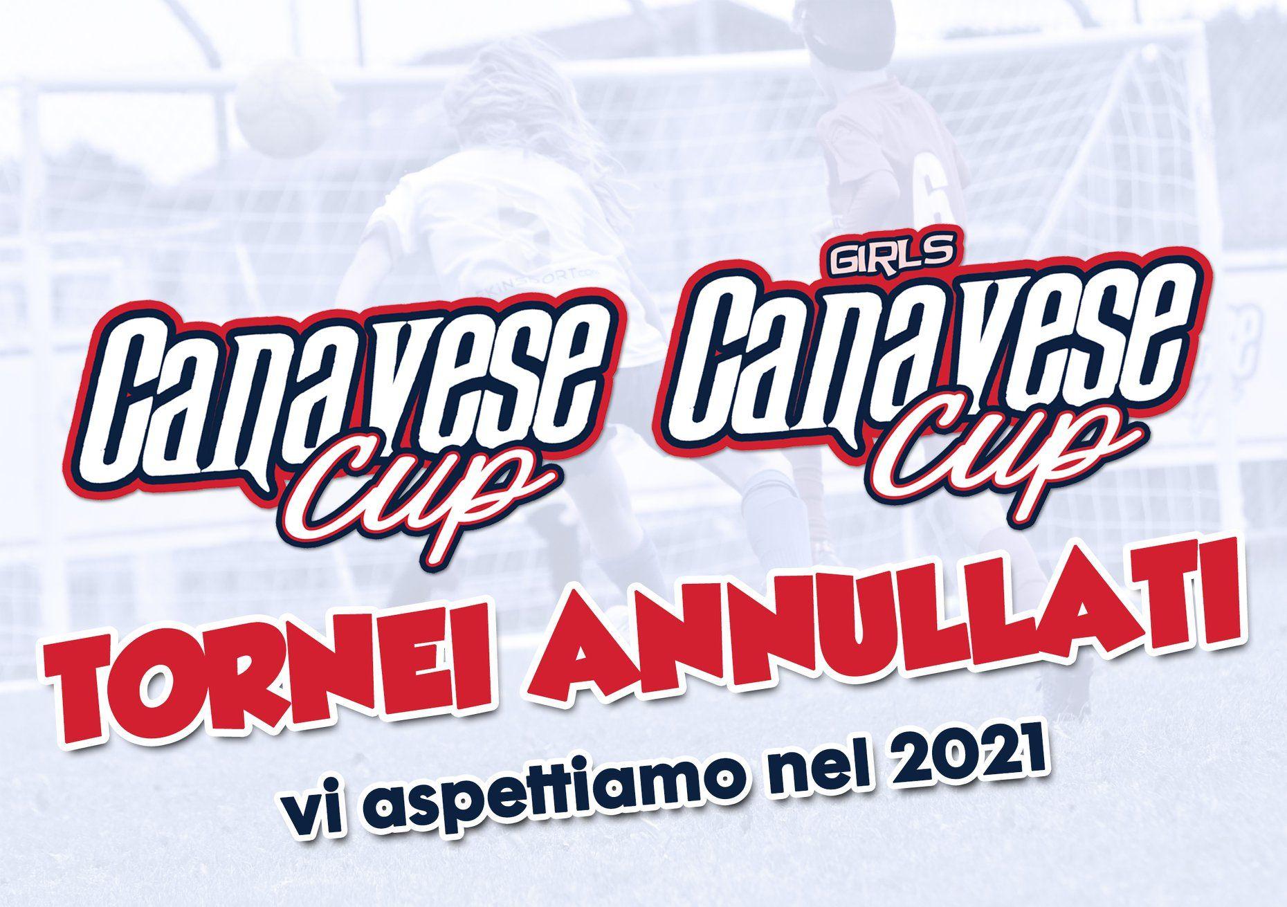 CALCIO GIOVANILE - Coronavirus, salta l'appuntamento con la «Canavese Cup»