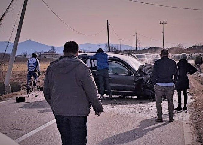 SAN BENIGNO - Incidente sulla provinciale 40: due feriti in ospedale