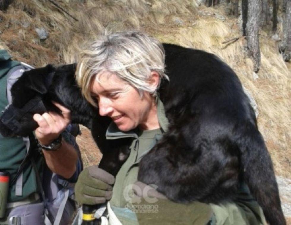 CERESOLE REALE-CUORGNE' - Il cane disperso torna a casa dopo otto mesi: vince il Premio Internazionale Fedeltà
