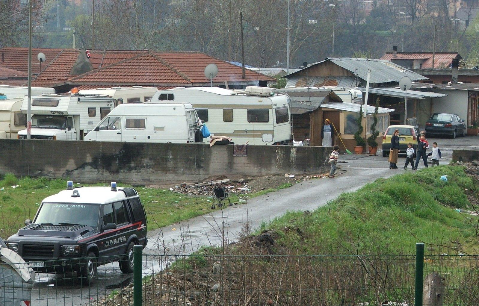 BORGARO-MAPPANO - Basta campi nomadi vecchia maniera: la Regione pensa ad un disegno di legge contro i campi stanziali