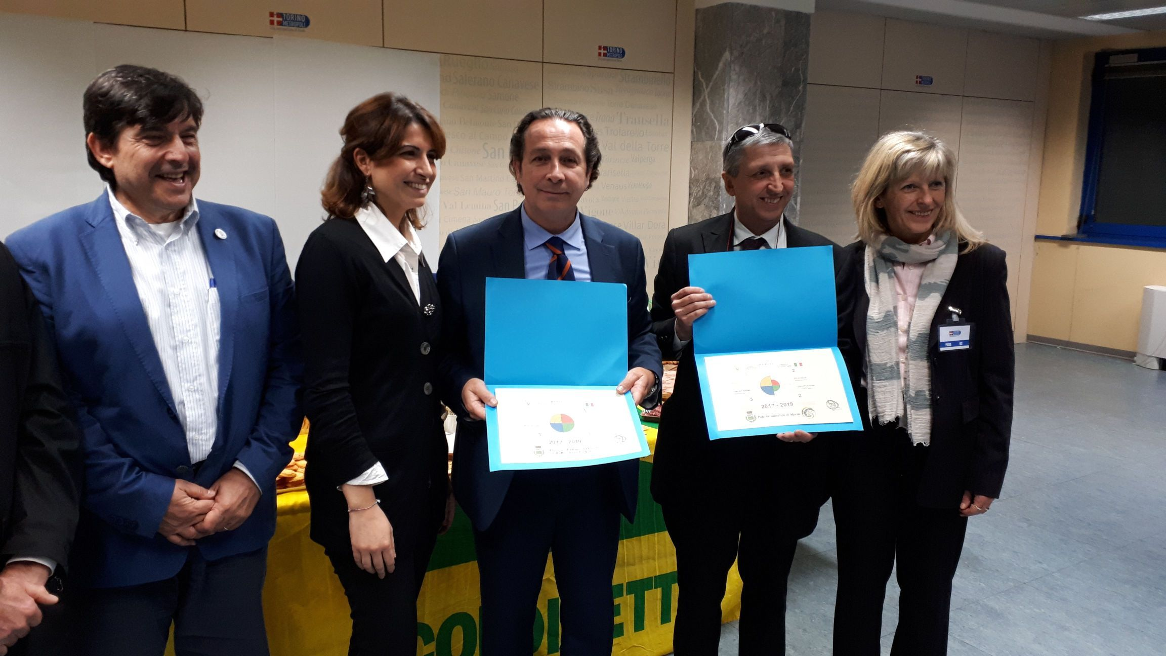 ALPETTE - Al Comune la Certificazione Herity International - FOTO