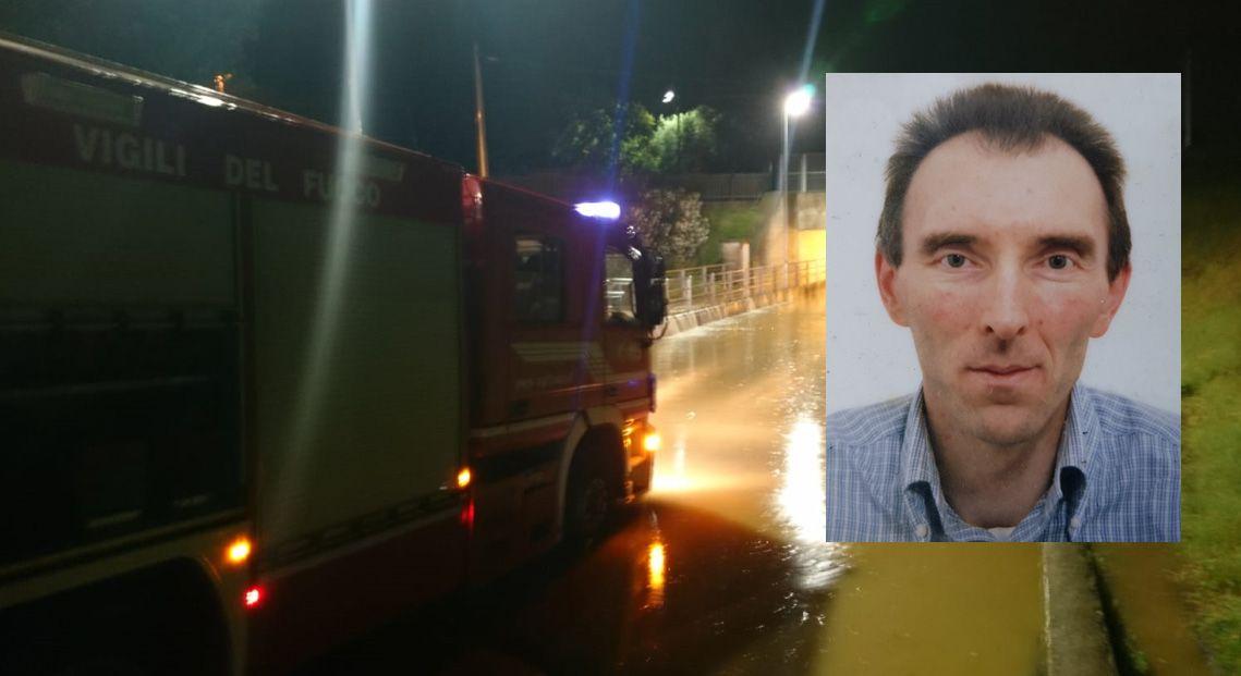 RIVAROLO-FELETTO - Muore annegato nel sottopasso mentre chiama la mamma: «Aiutami, sto per morire»