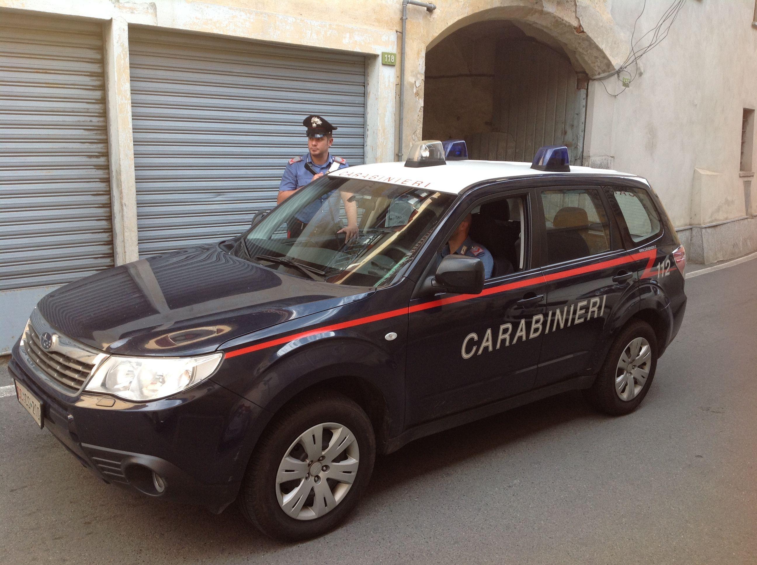 TENTATO OMICIDIO A VOLPIANO - 43enne di Ivrea arrestato dai carabinieri dopo le forchettate al collega autotrasportatore