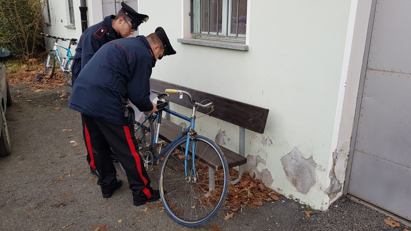 CUORGNE' - Cade con la bici a Salassa: è in stato di morte cerebrale