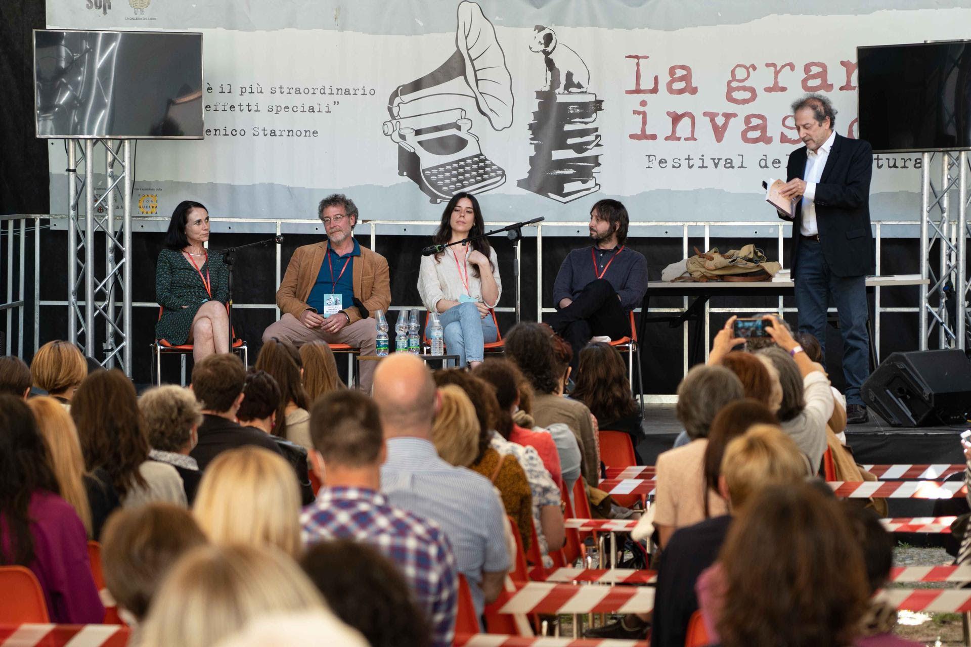 IVREA - Bilancio super positivo per «La Grande Invasione»: nel 2022 sarà ospite l'editore Sellerio