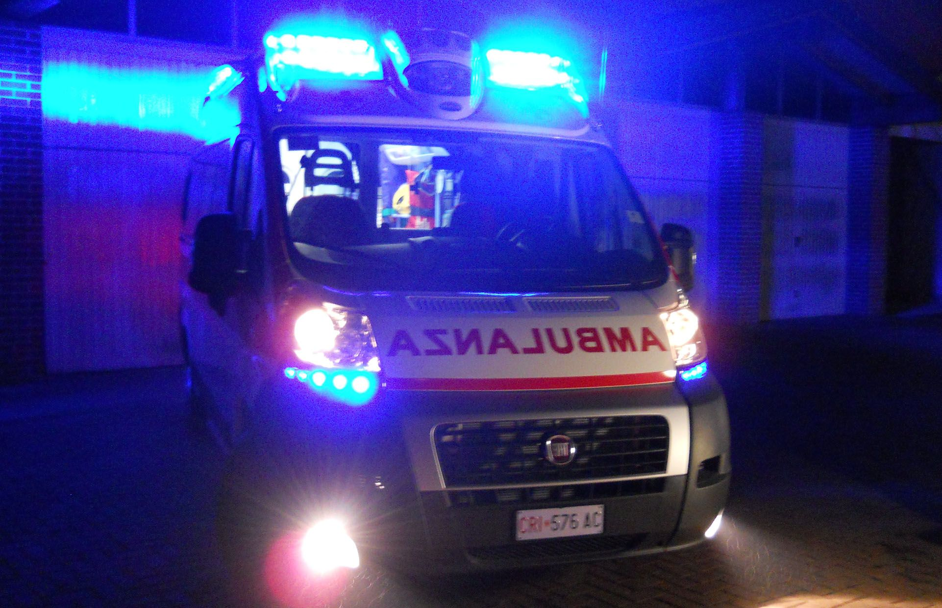 VOLPIANO - Dramma alla casa di riposo: pensionata cade dal balcone e muore in ospedale