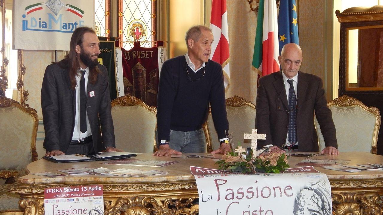IVREA - Torna la Sacra Rappresentazione Medievale della Passione di Cristo