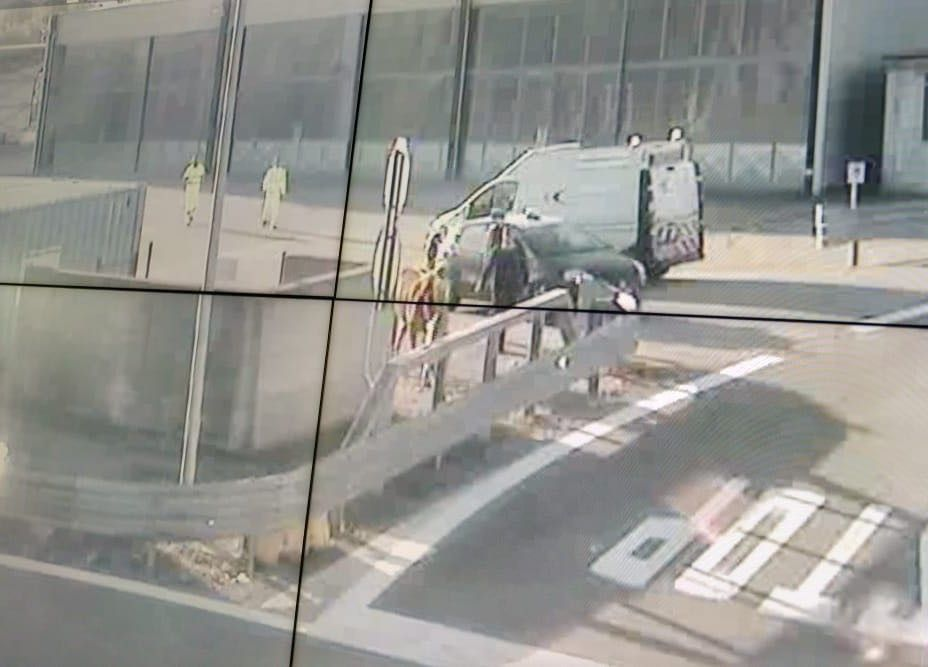 VOLPIANO - Cavallo scappa in autostrada: lo salvano carabinieri e polizia