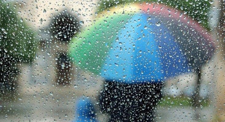 METEO CANAVESE - Domenica prevista pioggia: torna l'allerta gialla per il maltempo