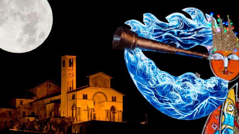BELMONTE - Il Sacro Monte si scopre palcoscenico per teatro, arte e spettacolo