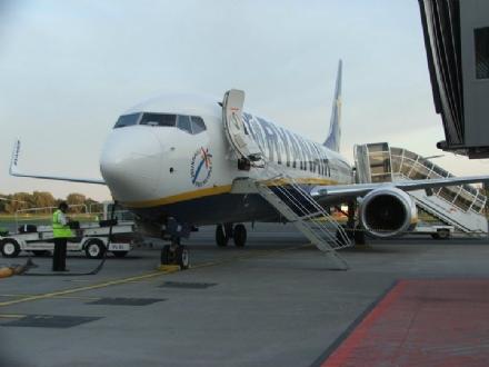 CASELLE - Voli per il sud: FlyTorino chiede tavolo con Ryanair