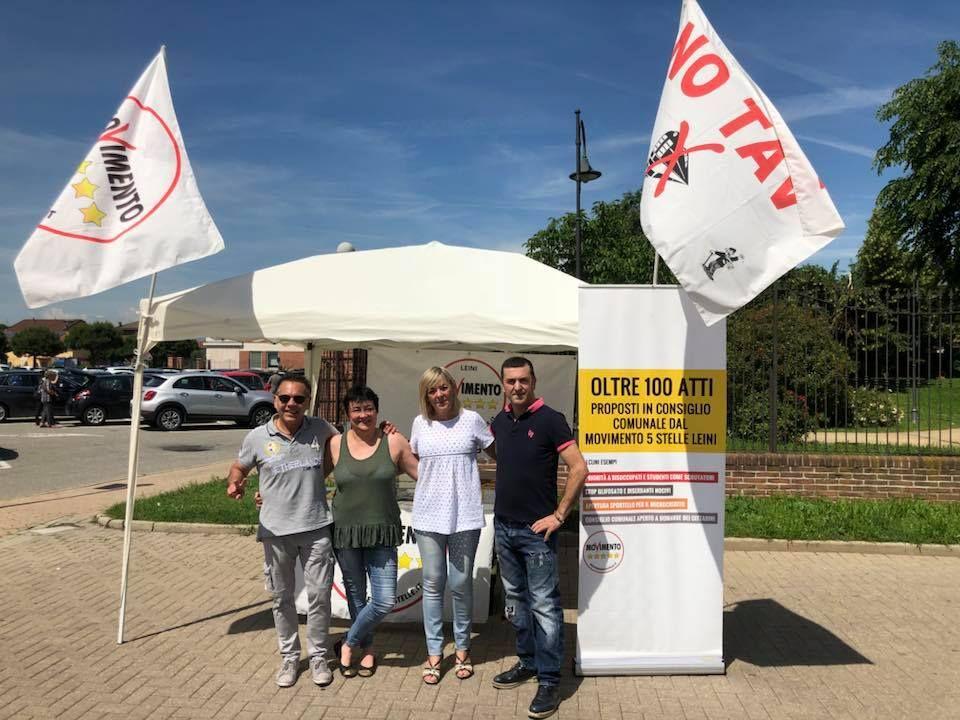 LEINI - Il Movimento 5 Stelle attacca il sindaco Leone sulla Tav
