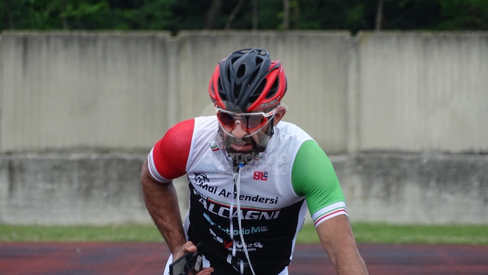 RIVAROLO - Guinness World Record per il Colonnello Carlo Calcagni