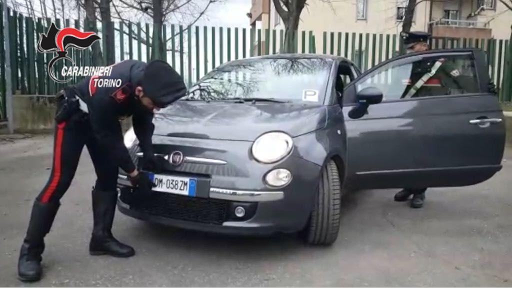 CASTELLAMONTE - Incastrati dai carabinieri due finti tecnici del gas