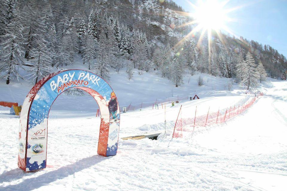VALPRATO SOANA - Inizia la stagione dello sci: apre questo weekend la sciovia di Piamprato