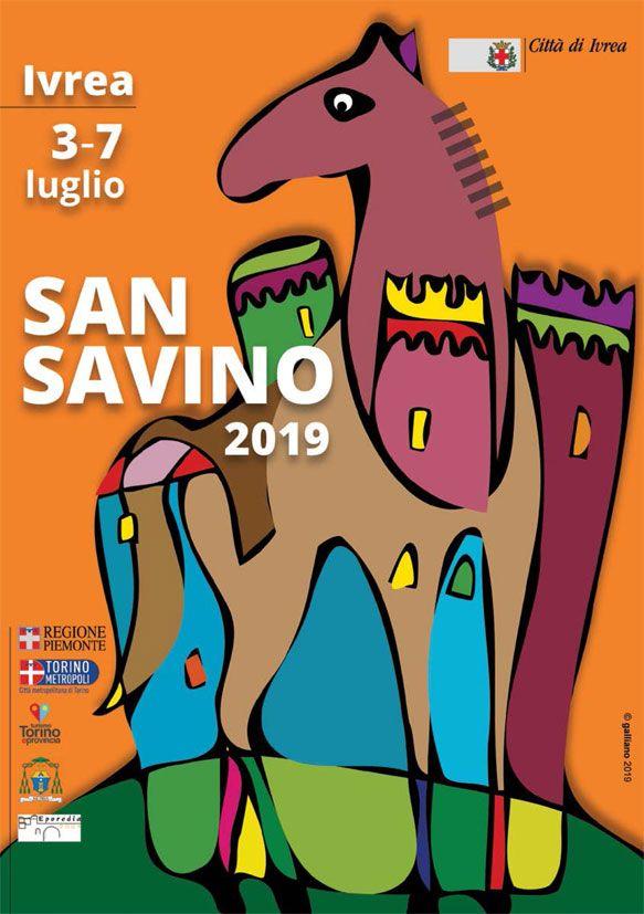 IVREA - La città in festa per San Savino: i cavalli tornano in centro - IL PROGRAMMA