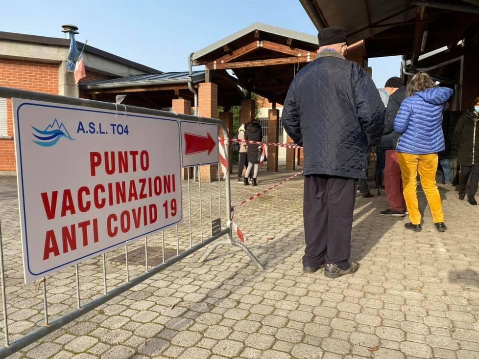 COVID IN CANAVESE - Somministrati 173mila vaccini: casi positivi ancora in calo - I DATI COMUNE PER COMUNE