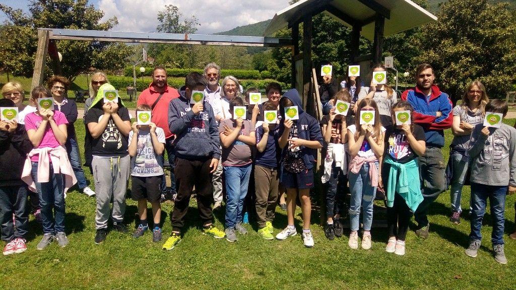 BOLLENGO - Parte il progetto Giochiamo Insieme al Parco Giochi