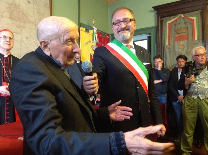 CUORGNÈ - Mercoledi alle 10 il Canavese saluterà Don Nicola Faletti