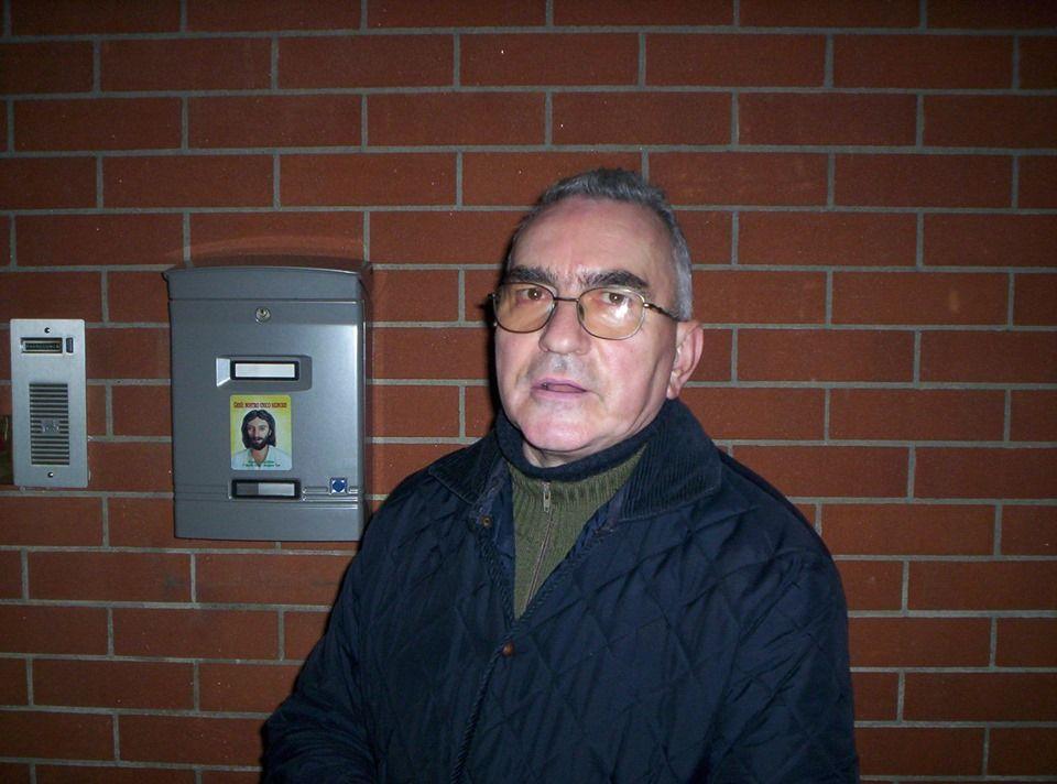 BORGARO - Città in lutto per la scomparsa di Piergiorgio Suino