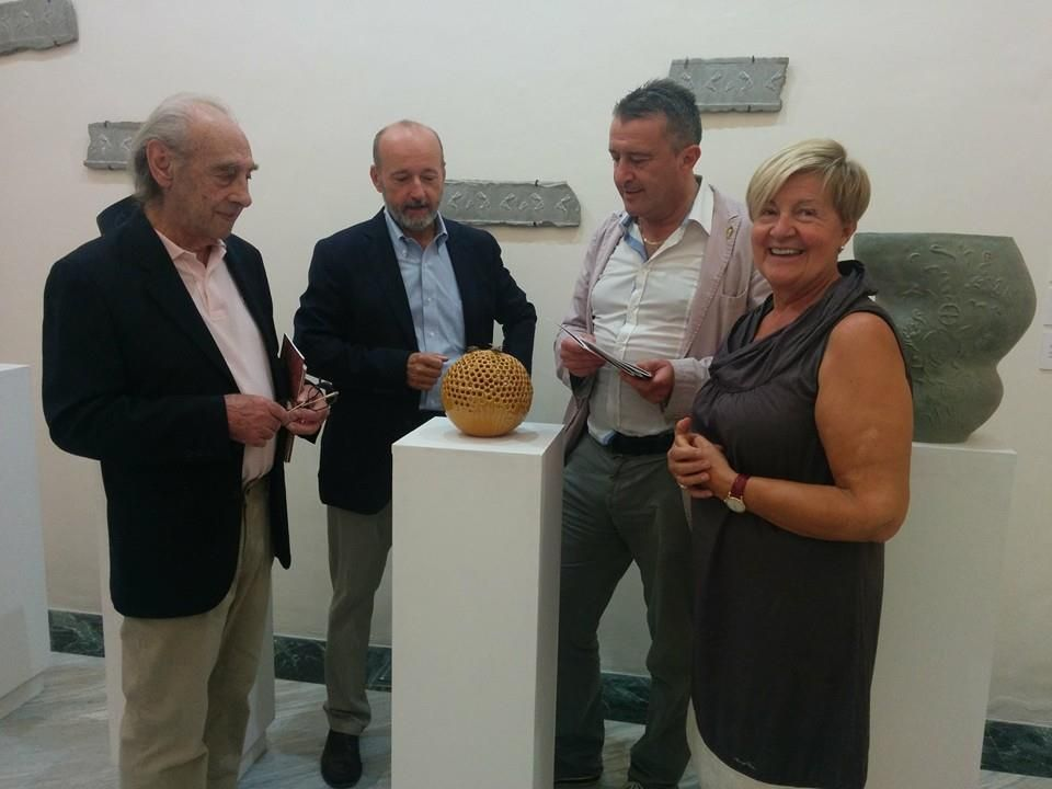 CULTURA - Guido Curto: dalla ceramica di Castellamonte alla direzione delle Residenze Sabaude