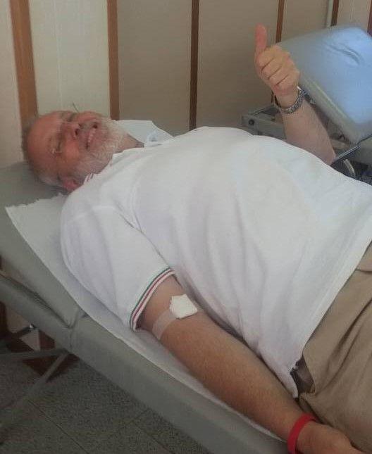 FAVRIA - La Fidas cerca donatori di sangue: appuntamento venerdi 8