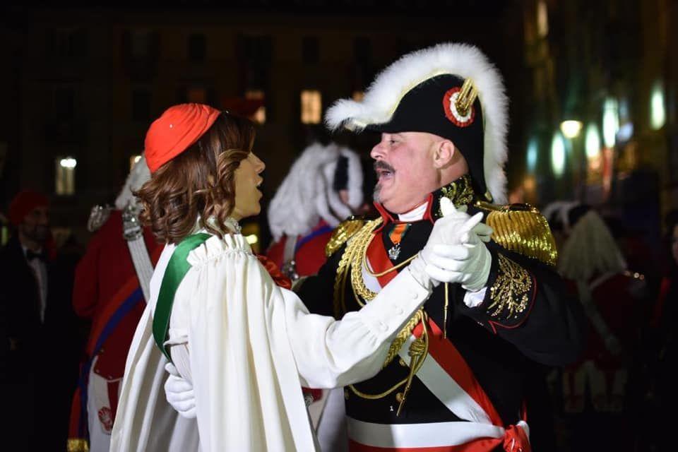 CARNEVALE DI IVREA - Il Generale è (di nuovo) Vincenzo Ceratti