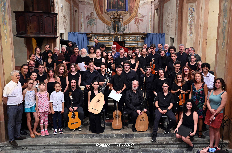 ROMANO - Musica antica: borse di studio per sei studenti meritevoli