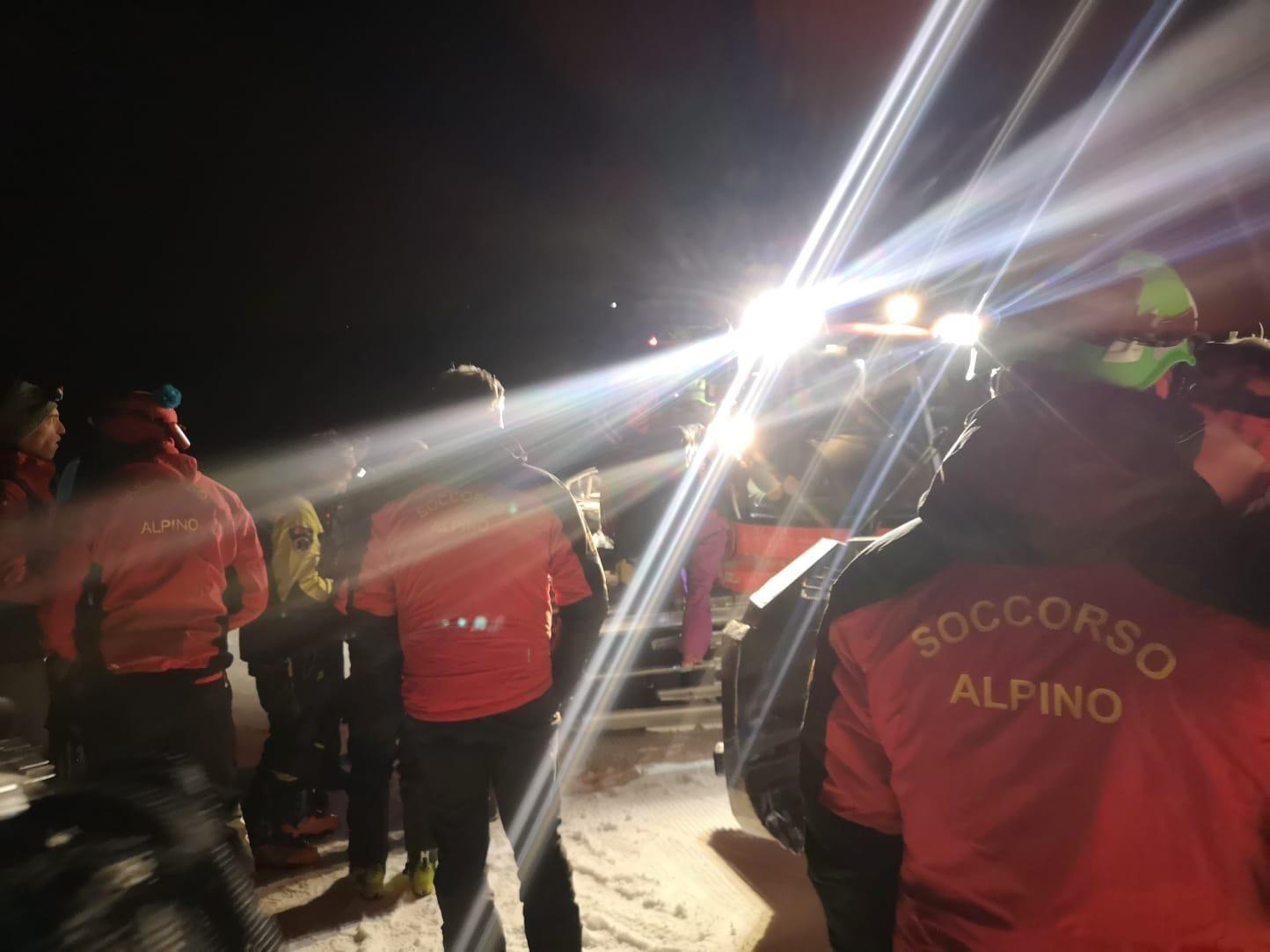 DRAMMA IN MONTAGNA - Trovato morto il 63enne di Quincinetto disperso da questa mattina