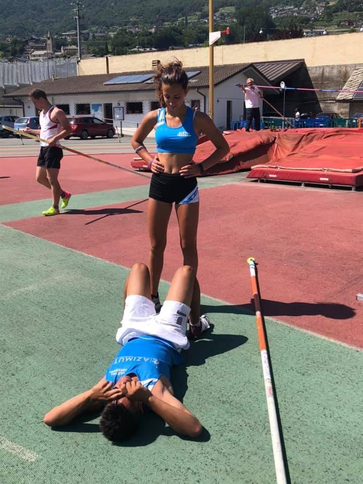 ATLETICA LEGGERA - Tris di vittorie in Valle d'Aosta con le sorelle Borello e Nicolò Daniele