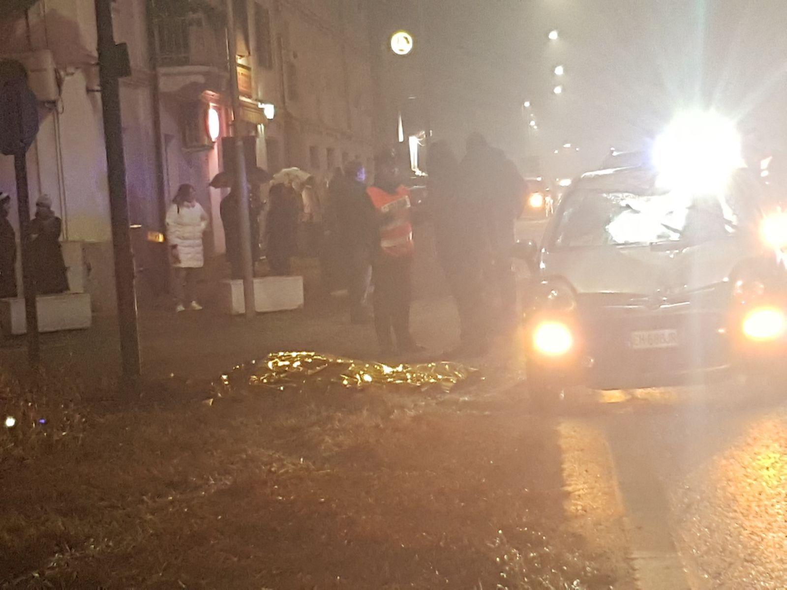 RIVAROLO-BOSCONERO - Incidente mortale sulla 460: pedone travolto e ucciso alla Vittoria - FOTO