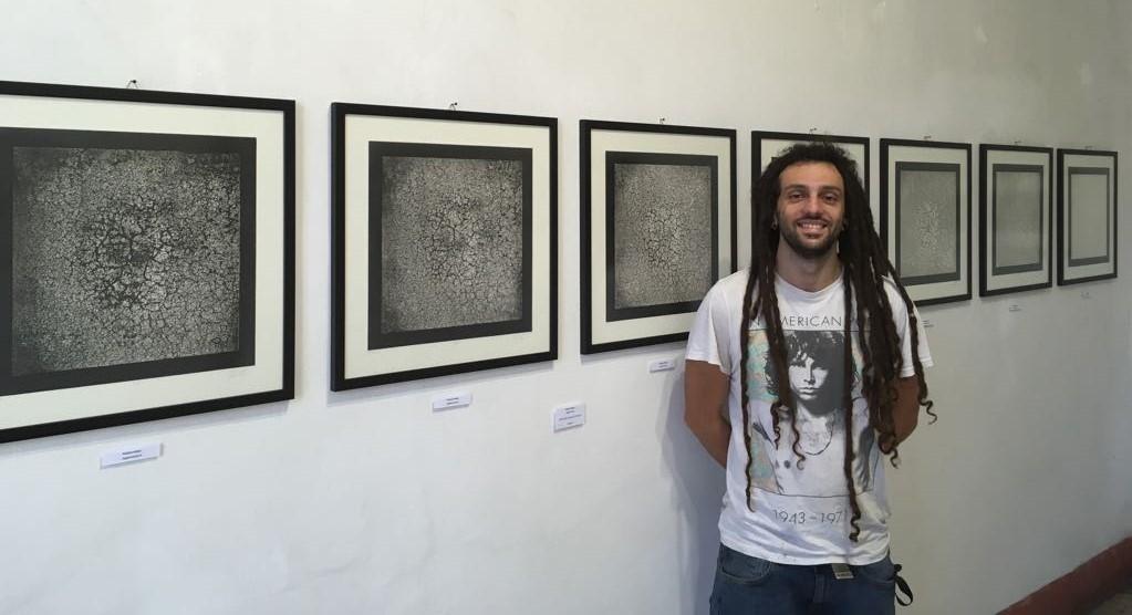 CHIVASSO - Marco Poma vince il Best I.C.S. Prize a Paratissima