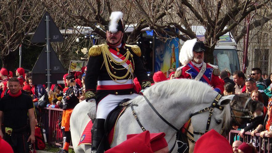 IVREA - Carnevale: «Per il nuovo Generale rispettate le regole»
