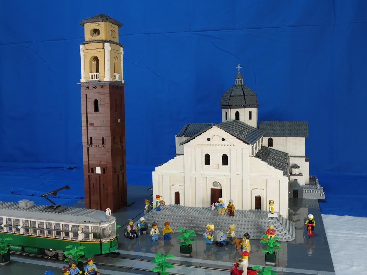 LEINI - Torino costruita con i mattoncini LEGO: sabato e domenica un evento imperdibile - FOTO