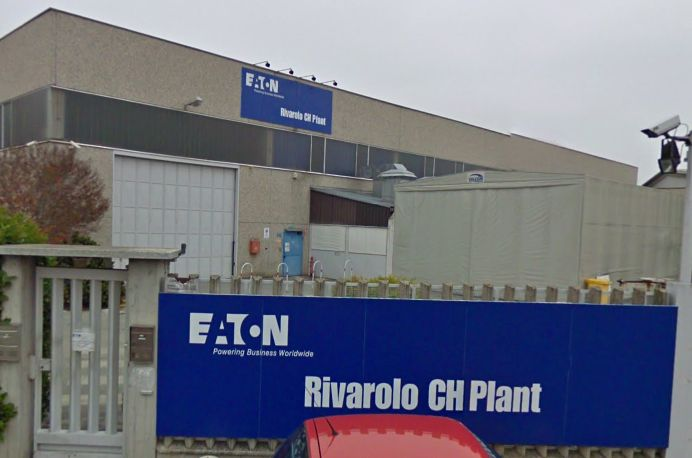 RIVAROLO - La Eaton lascia la città: l'azienda passa alla Sata