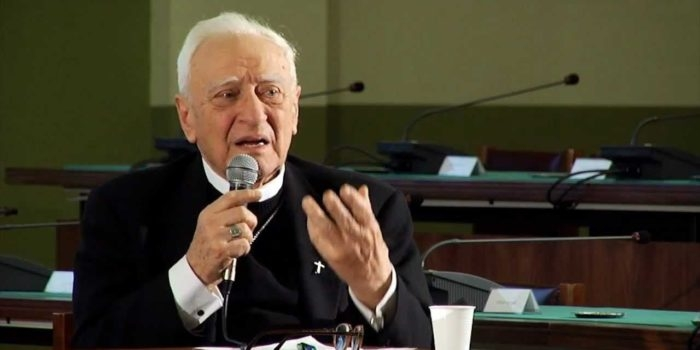 IVREA - Il vescovo emerito Bettazzi racconta il Concilio Vaticano II