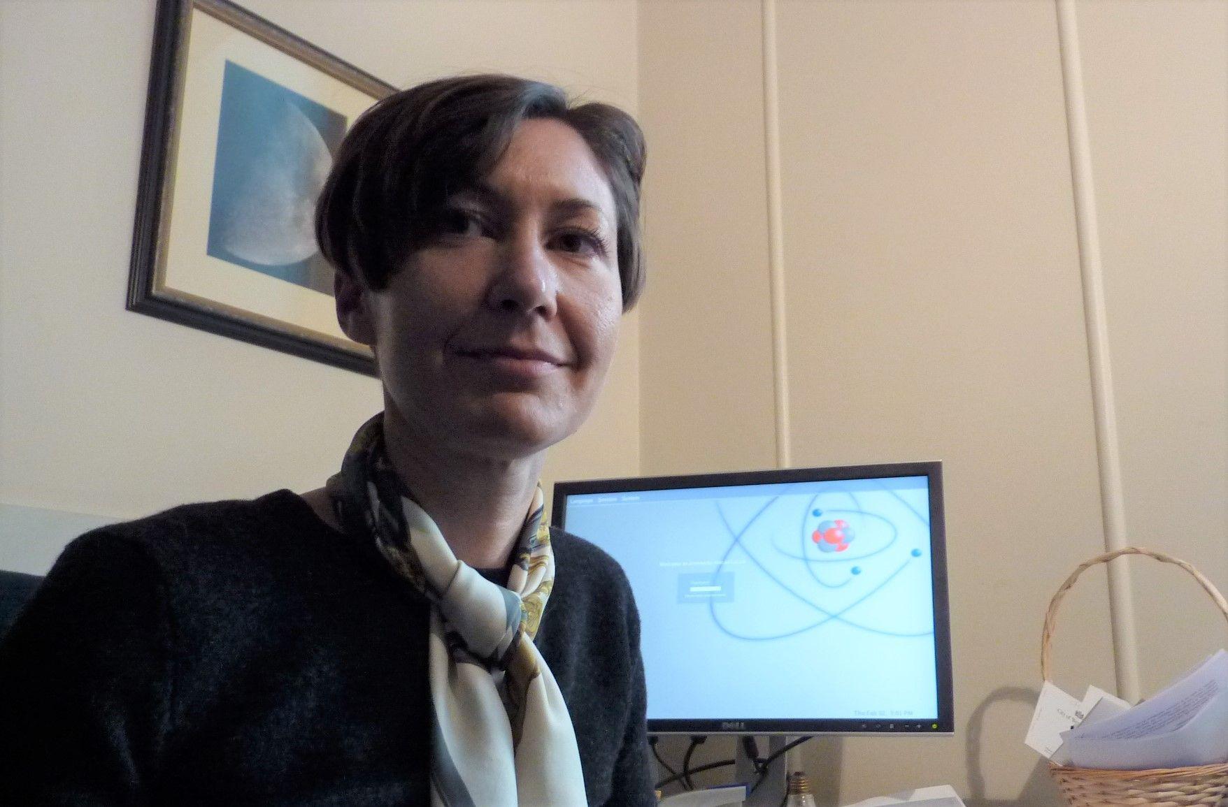 CASTELLAMONTE - Giovanna Tinetti, l'astrofisica che scopre nuovi pianeti, diventa cittadina onoraria