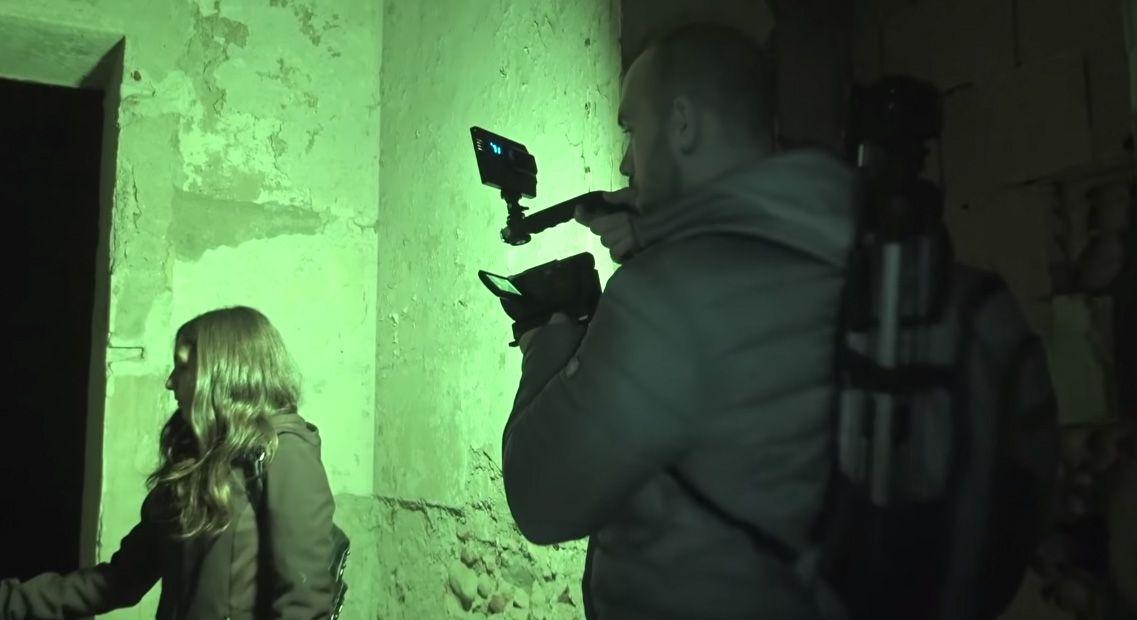 ORIO CANAVESE - Il fantasma di un bimbo nell'ex preventorio abbandonato: intervento della «Paranormal Detection Unit»