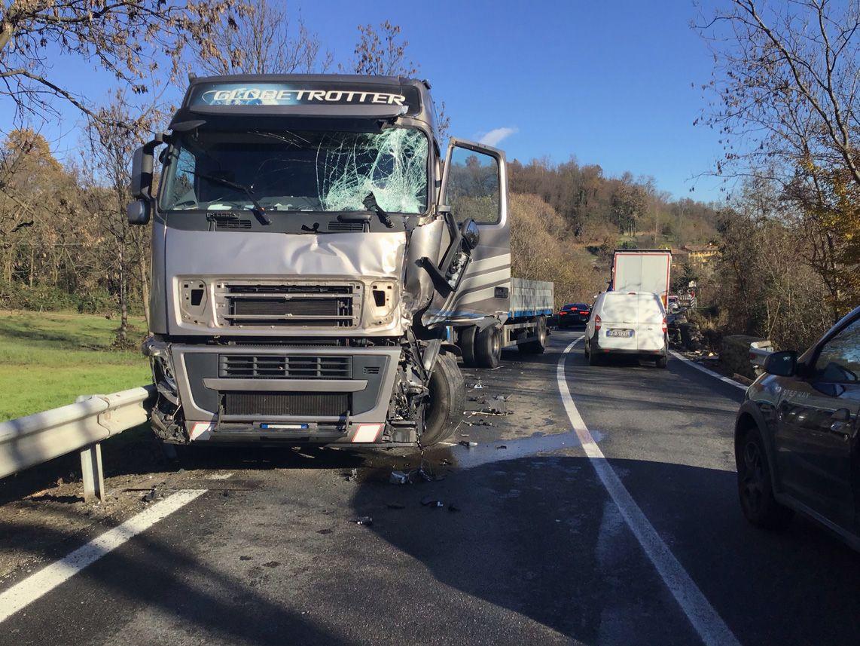 PONTE PRETI - Regione chiede di limitare il transito dei camion