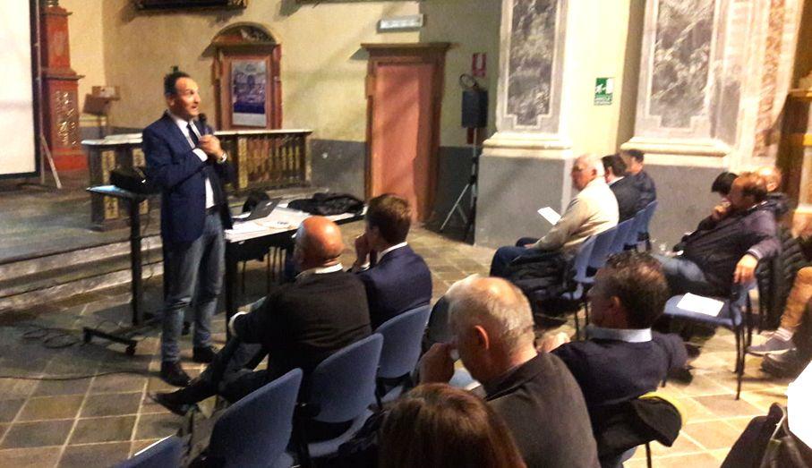 CUORGNE' - Polemica su Cirio. Quarelli e Pezzetto: «Incontro tecnico sui fondi europei, non si è fatta campagna elettorale»