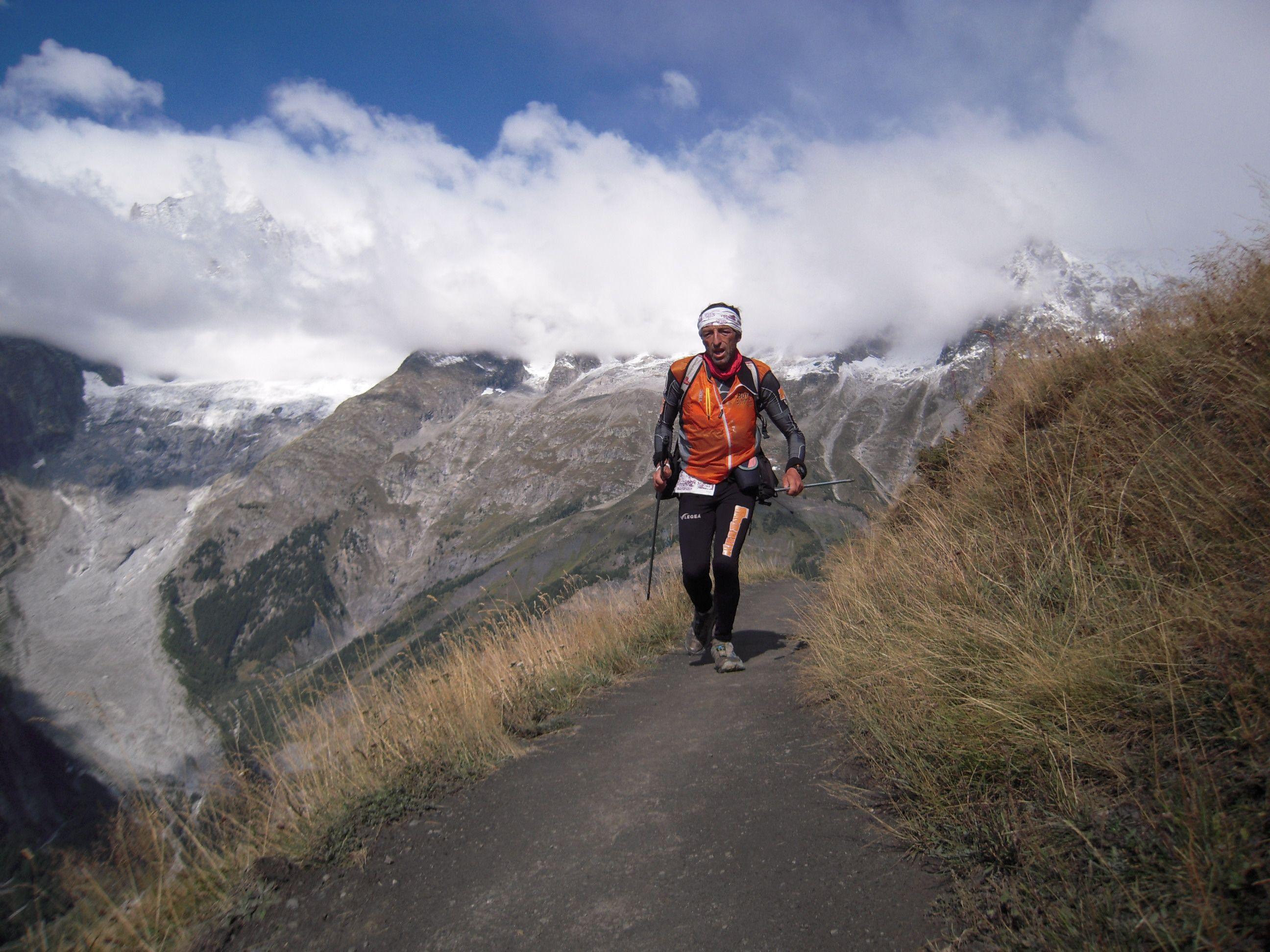 TRAIL DELLE COLLINE - Mauro Saroglia: «Il trail è una filosofia di vita»