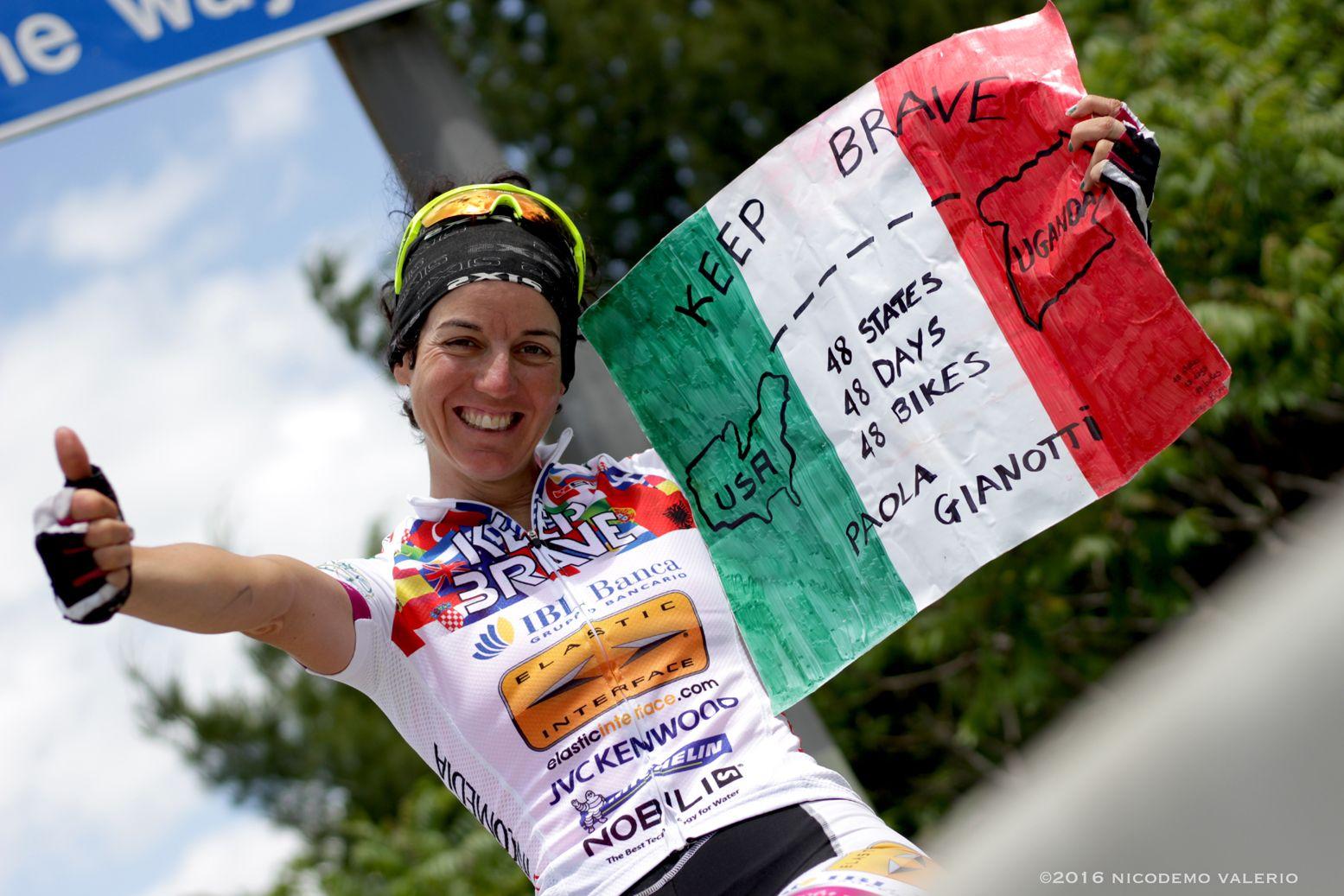 CERESOLE REALE - Sulle strade del Giro d'Italia con Paola Gianotti: il 13 aprile si pedala in Canavese