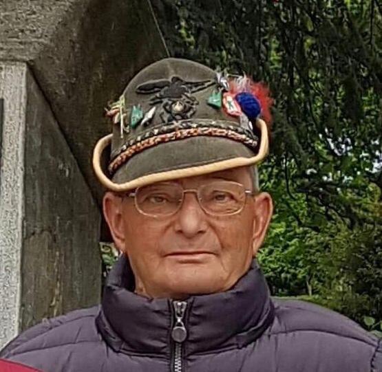 FAVRIA - Comunità in lutto per l'addio all'Alpino Bruno Leone