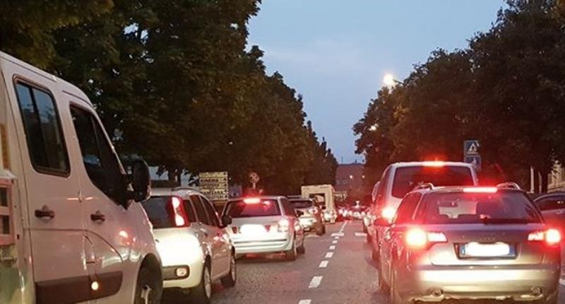 IVREA - Traffico in tilt: le proposte di Legambiente Dora Baltea