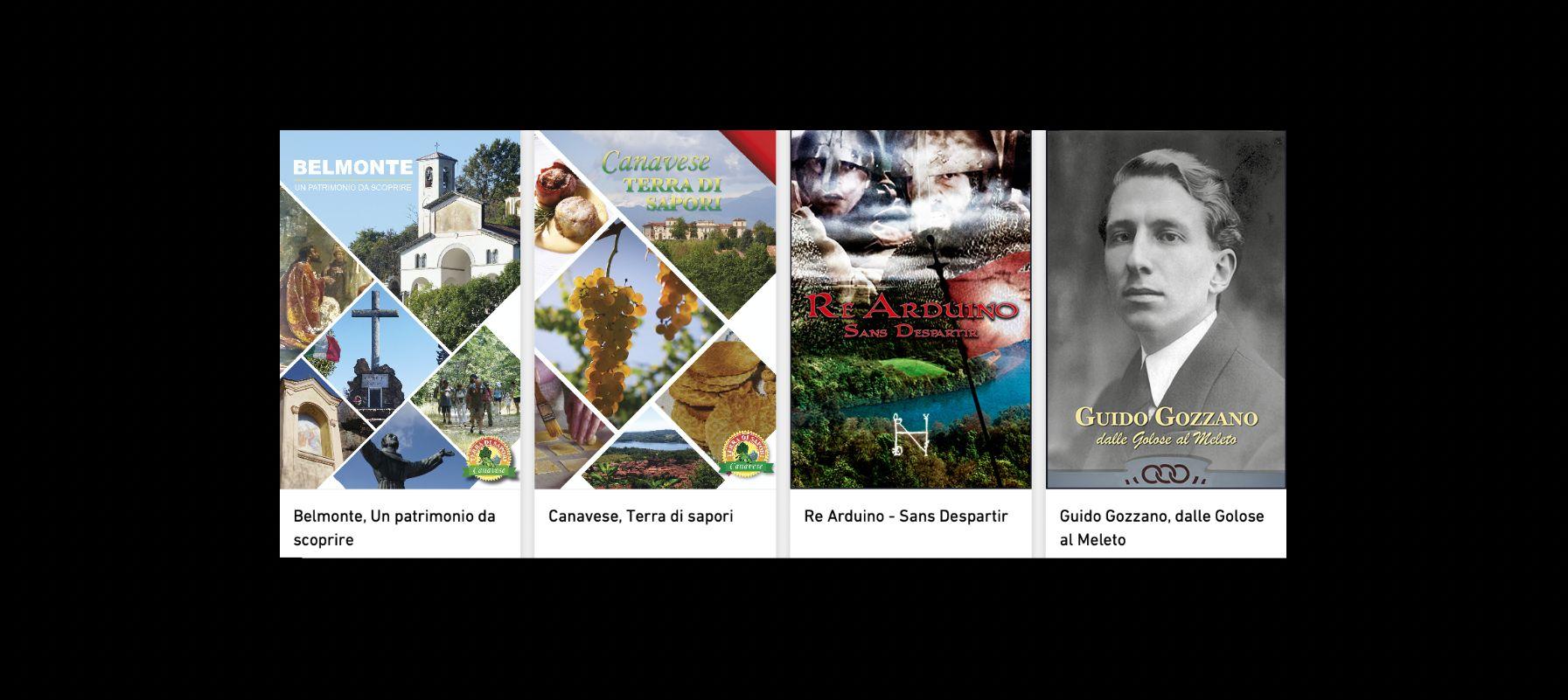 CANAVESE - Arduino, Belmonte, Terra di Sapori e Guido Gozzano da oggi in streaming su Chili - VIDEO