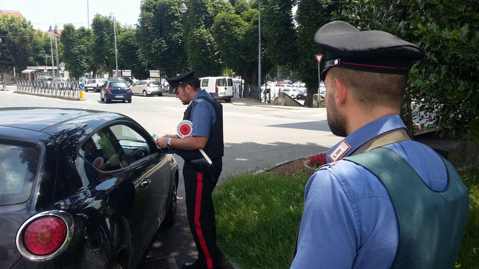 MAPPANO - Viaggia con la droga in auto: un 44enne arrestato